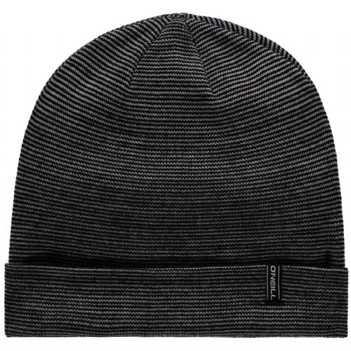c43dac28950 O NEILL MENS BEANIE.NEW ECO ALL YEAR LOOSE FIT BLACK GREY KNITTED .